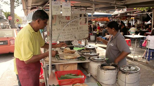KEN HUNTS FOOD • Laksa, Hokkien Mee, Nasi Kandar, Mee Udang • Apom • George Town • MALAYSIA-17