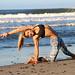 Yoga Beach Pose by PatriciaPix