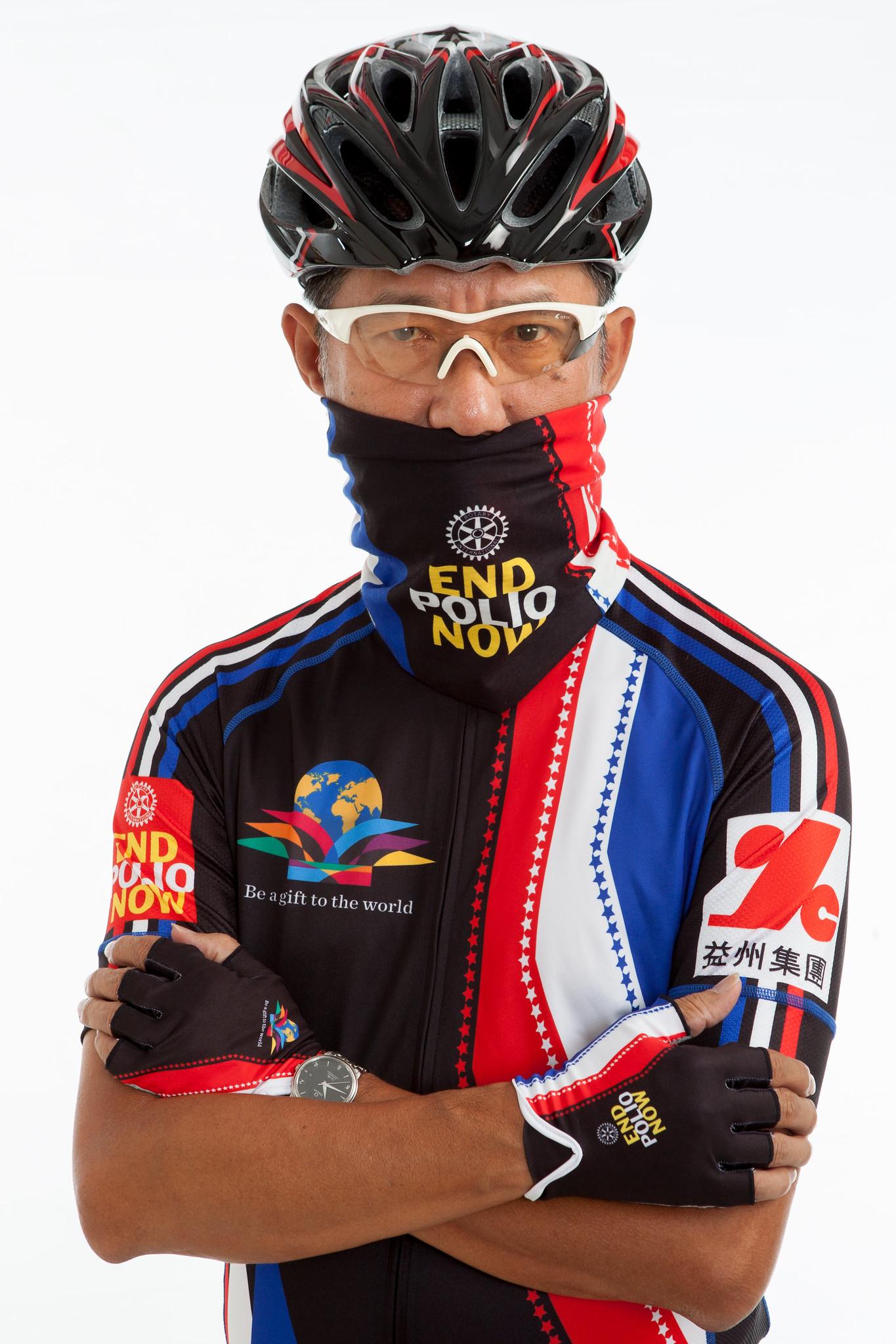 2015 單車環島車衣