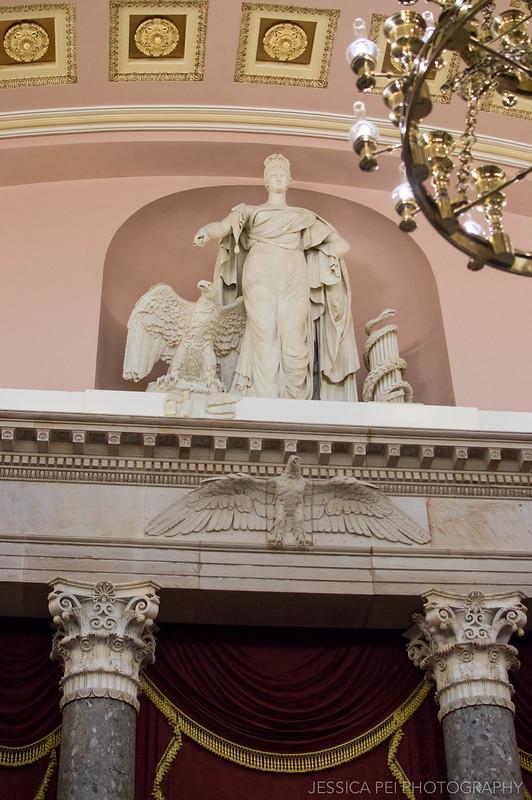 Freedom Statue US Capitol