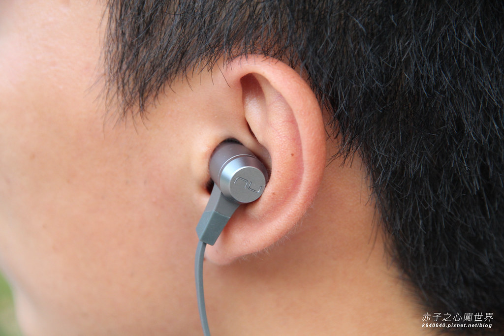 Optoma奧圖碼 NuForce BE6 藍牙入耳式耳機11