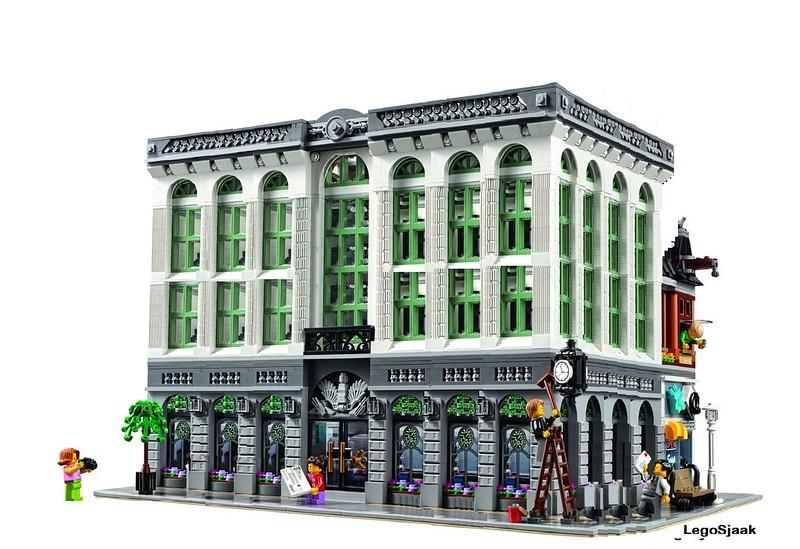 10251 Brick Bank Page 22 Lego Town Eurobricks Forums