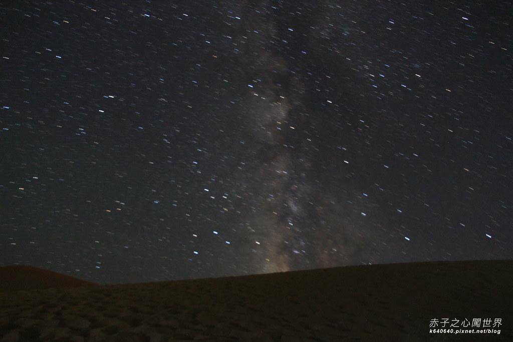 絲路-敦煌鳴沙山月牙泉-沙漠露營28