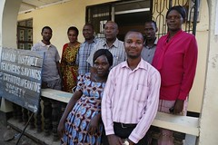 The members of the District Teachers' Savings Credit Cooperative in Bariadi, Tanzania