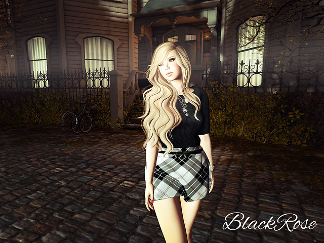 BlackRose dress