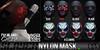 Razor/// Slayer Nylon Mask