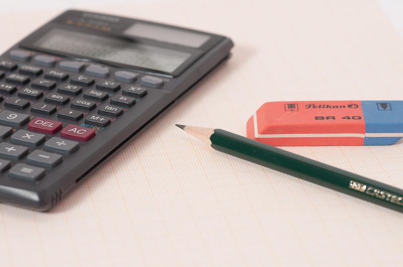 Taschenrechner / pocket calculator