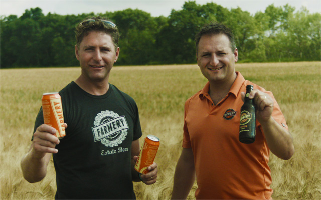 Lawrence & Chris/Farmery Estate Brewery