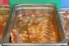Costillas de cerdo marinando para el menu! Pronto el resultado..