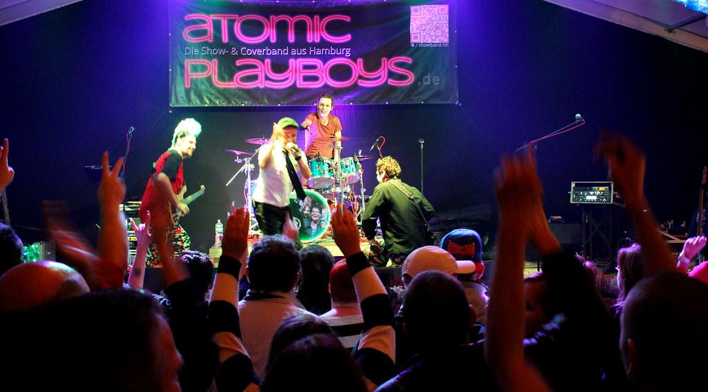 Atomic Playboys
