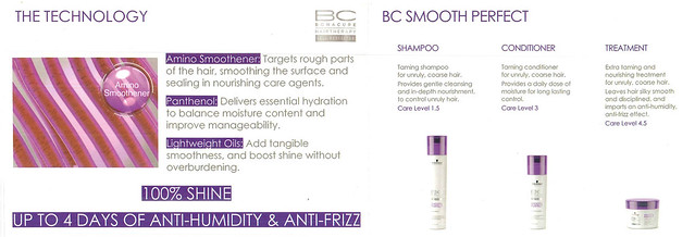 Schwarzkopf Smooth Perfect Line