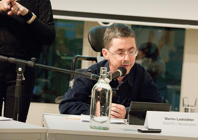 "Caritas Diskussion ""Politik ohne Barrieren"" am 28.9.2015"