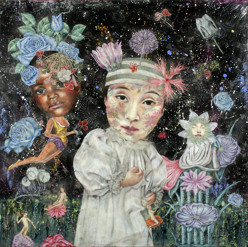 Lori Field, Beany and Cecil in the Garden of Earthly Delights