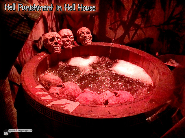 HHN5 Hell House Punishment