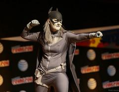 New York Comic Con 2015 - Batgirl