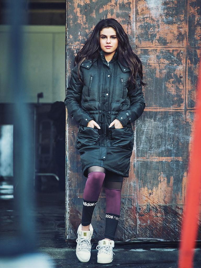 Селена Гомес — Фотосессия для «Adidas» 2015 – 29