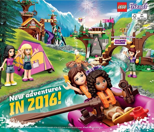 LEGO Friends 2016 preview