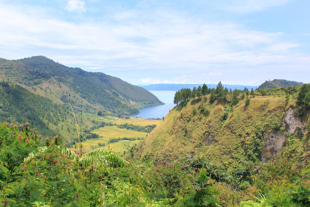 Elevation of Balige, Toba Samosir Regency, North Sumatra ...