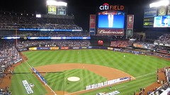2015 World Series Game 3: Pre-Game Introductions - Mets Reserves