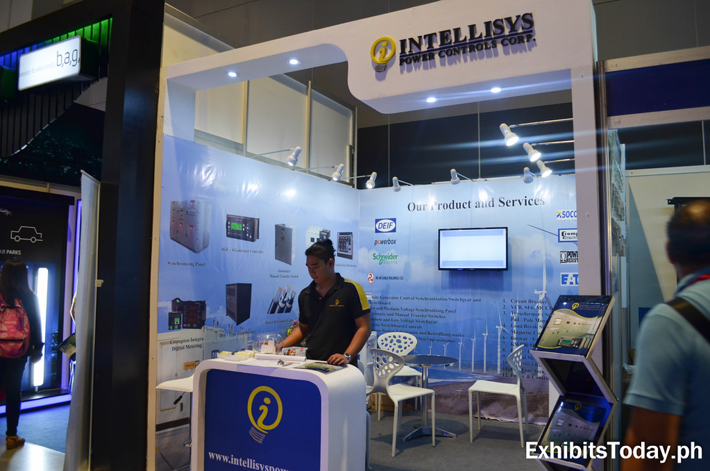 Intellisys Power Controls Corp. Exhibit Booth