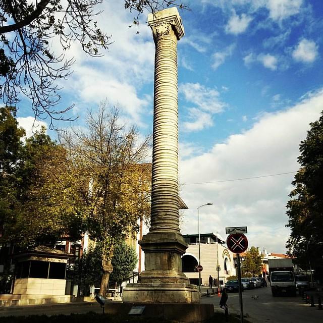 Column of Julian, Ankara (November 2016)