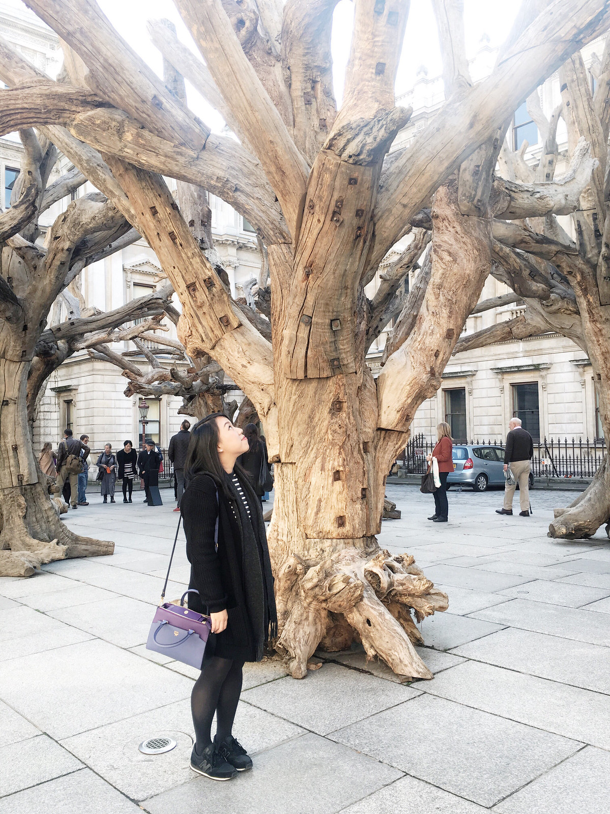 ai wei wei royal academy portrait tree