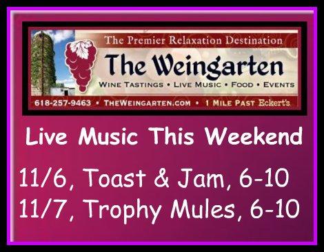 The Weingarten 11-6-15