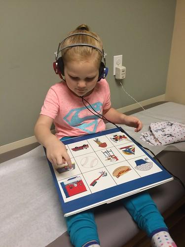 Hadley's Hearing Test