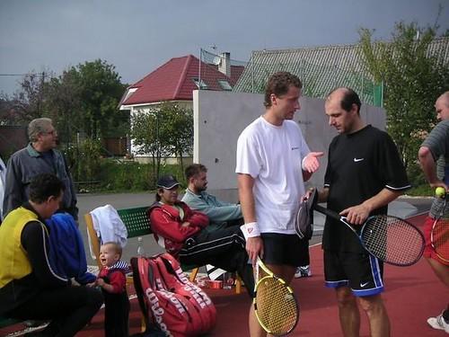 2007 - Tenisový turnaj čtyřher