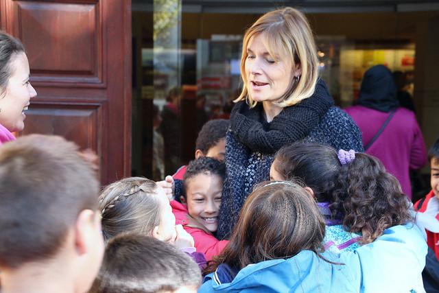 L'agenda de l'alcaldessa, Lluïsa Moret