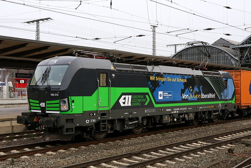 wlc ell vectron br193