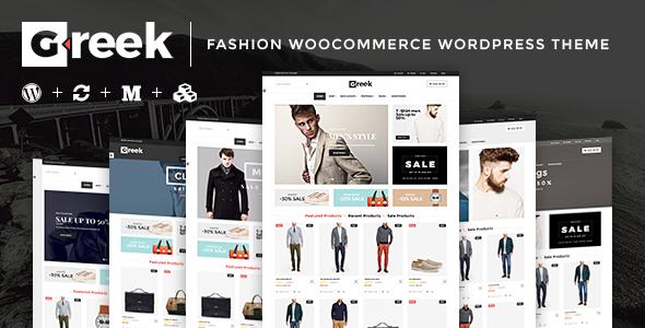 VG Greek v1.8 – Fashion WooCommerce WordPress Theme