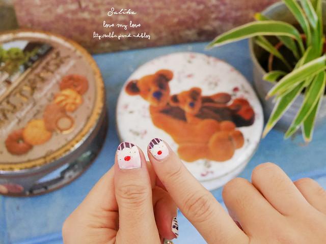 可愛俏皮光療指甲 (32)