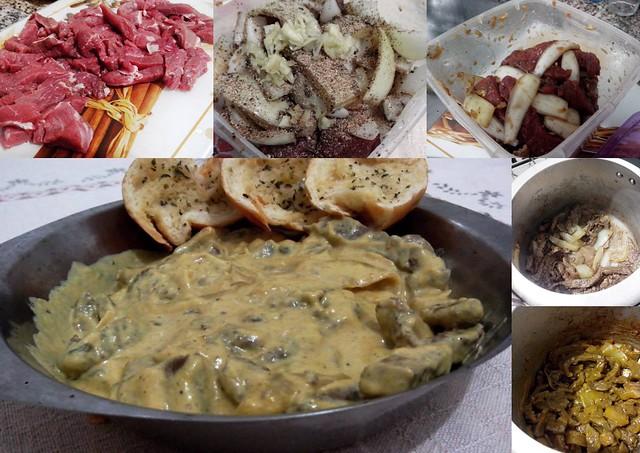 [Guest Post] Carne ao molho de mostarda