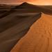 Huacachina dunes by Luke Sergent