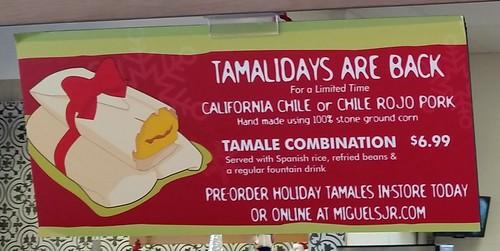 """""""Tamalidays"""""""