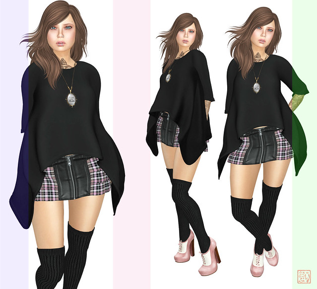 Fashion Style ~ Hourglass Body
