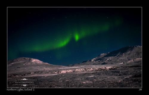 Northern Lights, Iceland 2