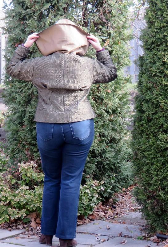 Vogue 8600 under collar