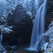 The Chill of Henline Falls by Dan Sherman