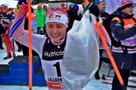 Životní výsledek Petry Novákové: ve skiatlonu SP dojela šestá!