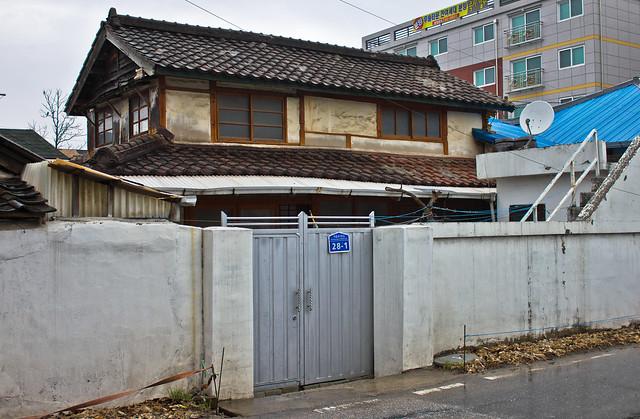 Colonial Japanese House, Ganggyeong-eup, South Korea