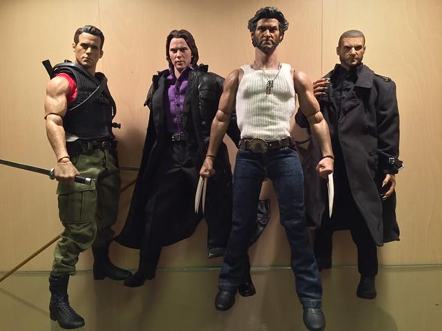 1/6 X-Men Origins : Wolverine