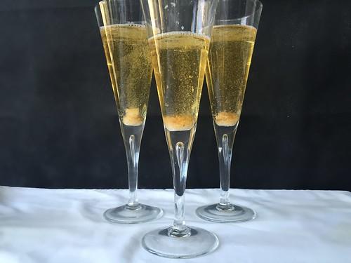 Courvoisier champagne cocktail