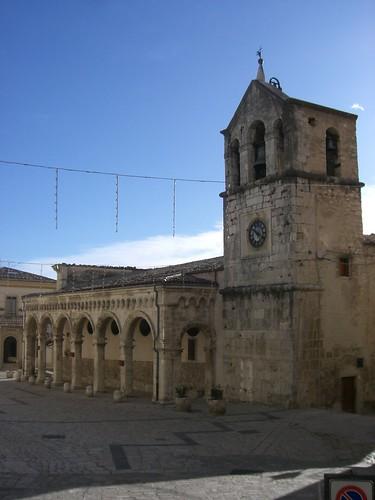 Chiesa dei Santi Nicola e Clemente, Lama dei Peligni