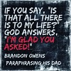 Great takeaway, @brandonowens8!