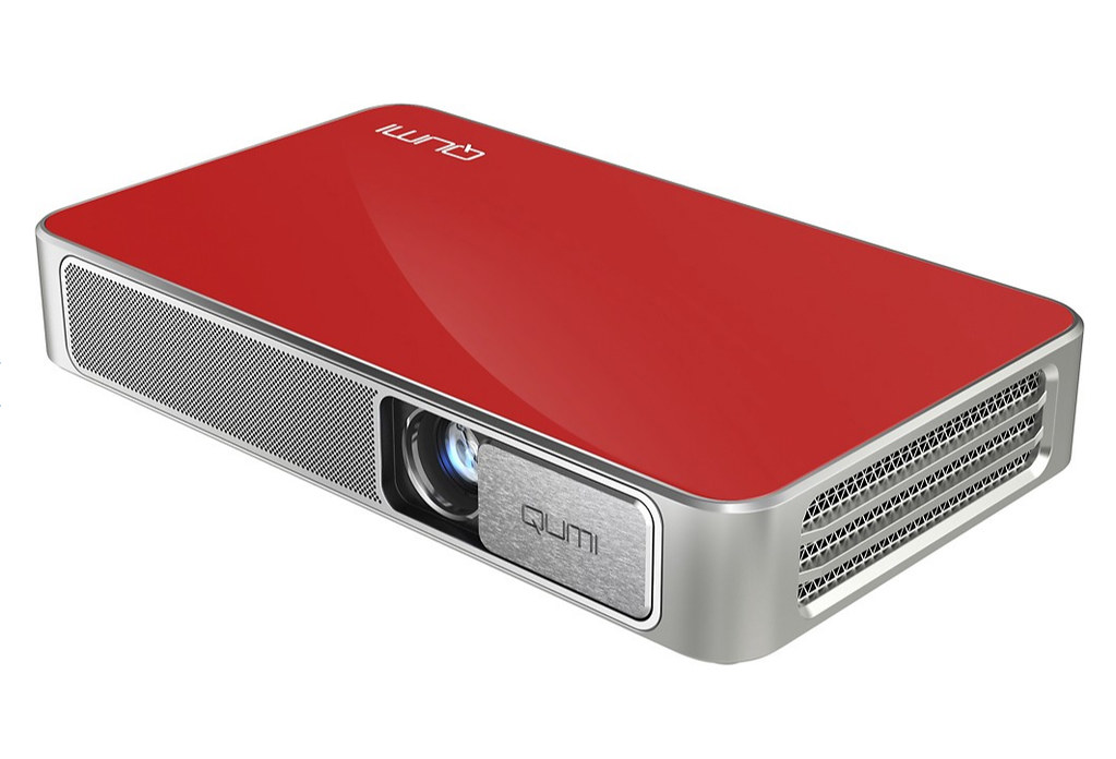 qumi hd pocket projector manual