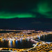 Tromso and the Aurora Borealis by Philip Bloom