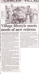 Gawler Community Retirement Homes - Governor Gawler 2004 0415
