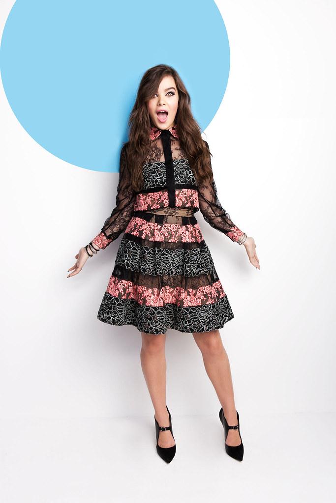 Хейли Стейнфилд — Фотосессия на «Teen Choice Awards» 2014 – 2